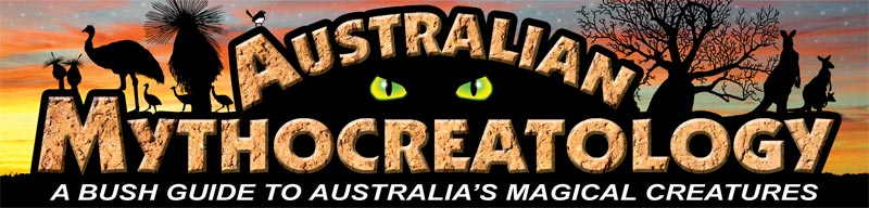 MythoCreatology - Australian Fantasy by Ian Coate
